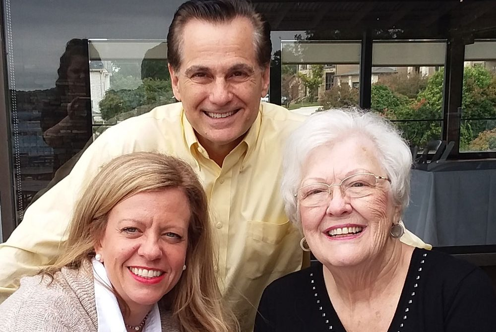 Imagine Senior Living | James, Suzanne, and Betty