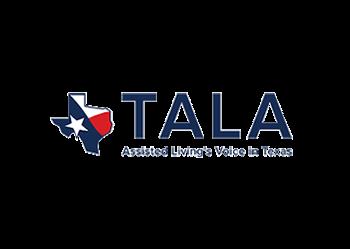 Imagine Senior Living | TALA Logo